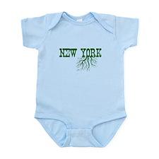 New York Roots Infant Bodysuit