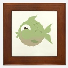 Fish Framed Tile