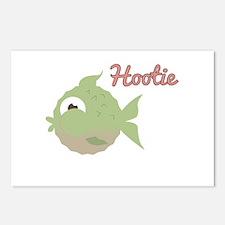 Hootie Postcards (Package of 8)