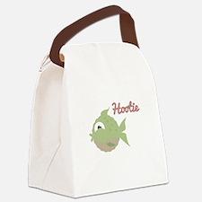 Hootie Canvas Lunch Bag