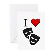 Theatre Greeting Cards