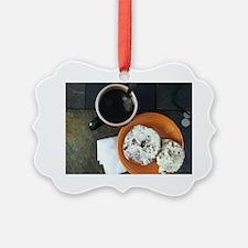 Breakfast Ornament