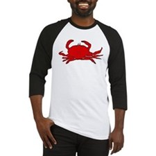 Red Crab Baseball Jersey