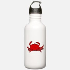 Unique Red food Water Bottle