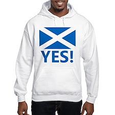 Scotland-YES Jumper Hoodie