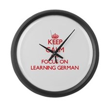 Funny Only Large Wall Clock