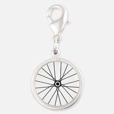 Bicycle Wheel Charms