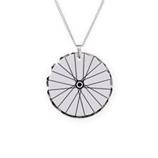 Cute Bicycle Necklace