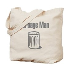 Garbage Man Tote Bag