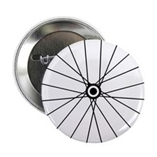 """Cute Bicycle 2.25"""" Button (100 pack)"""