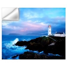Lighthouse At Fanad Head, County Donegal, Ireland Wall Decal