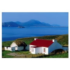 Malin Head, County Donegal, Ireland Poster