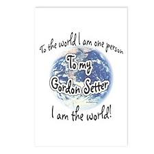 Gordon World2 Postcards (Package of 8)