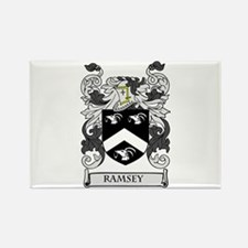 RAMSEY Coat of Arms Rectangle Magnet