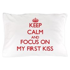 Cute First date Pillow Case