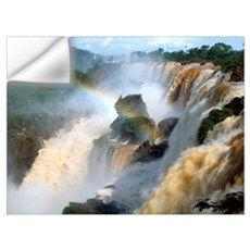 Brazil, Iguacu Falls Wall Decal