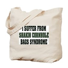 Shakin Bags Syndrome Tote Bag