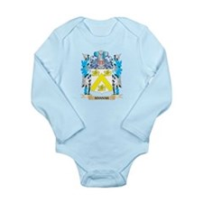Hannah Coat of Arms - Family Crest Body Suit