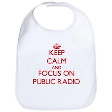 Unique Public radio Bib