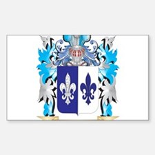 Hansen- Coat of Arms - Family Crest Decal