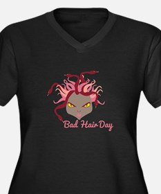 Bad Hair Day Plus Size T-Shirt