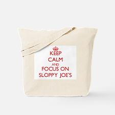 Unique Sloppy joe Tote Bag