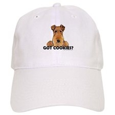 Welsh Terrier Cookies Baseball Baseball Cap