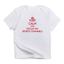 Cute Fox sports Infant T-Shirt