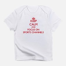 Cute Fox sports Infant T-Shirt