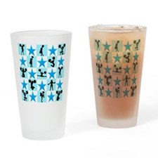 CHEERING STAR Drinking Glass