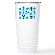 CHEERING STAR Travel Mug