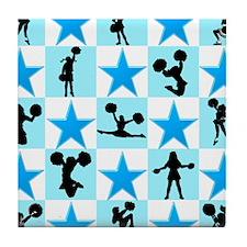 CHEERING STAR Tile Coaster