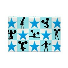 CHEERING STAR Rectangle Magnet