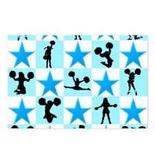 CHEERING STAR Postcards (Package of 8)