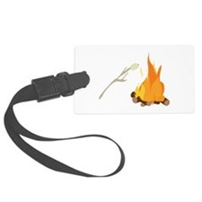 Campfire Treat Luggage Tag