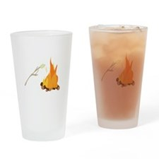 Campfire Treat Drinking Glass