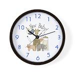 New Baby Clock