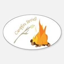 Campfire Stories! Decal