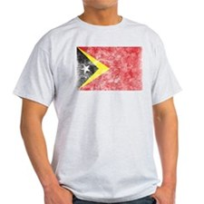Vintage East Timor Flag T-Shirt