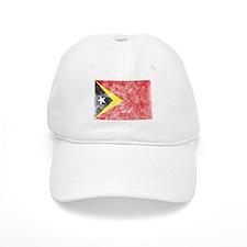 Vintage East Timor Flag Baseball Cap