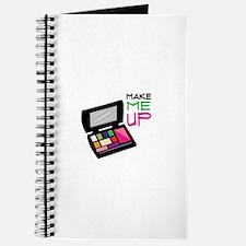 Make Me Up Journal