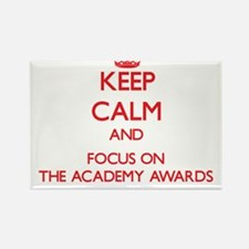 Keep Calm and focus on The Academy Awards Magnets