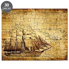 Cute Ship Puzzle