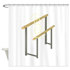 Asymmetric Shower Curtains