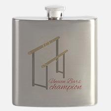 Uneven Champion Flask