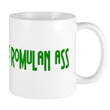 ROMULAN ASS 1 Mugs