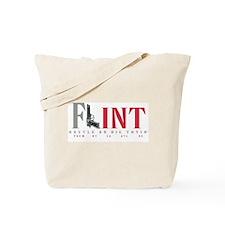 Flint w/ 9mm Tote Bag