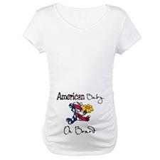 AMERICAN BABY ON BOARD Shirt