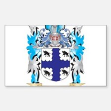 Hardy Coat of Arms - Family Crest Decal