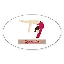Gymnastics Decal